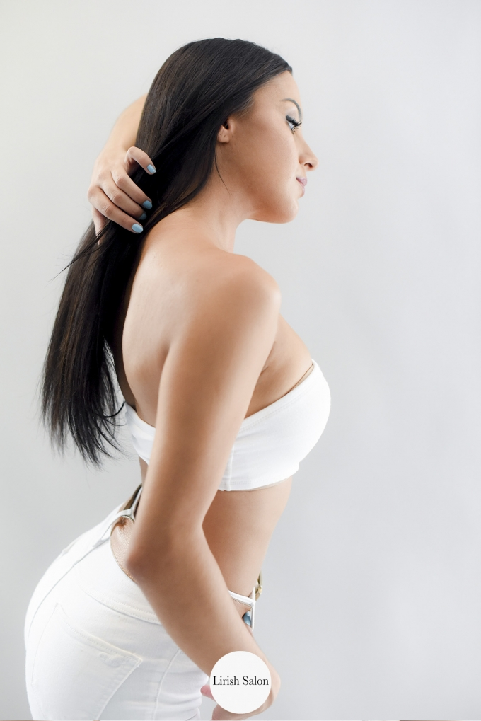 pelo castaño8
