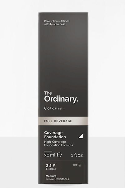 Base de maquillaje con SPF 15 de The Ordinary Colours 30 ml 0
