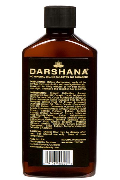 Darshana Natural Indian Hair Oil (2 oz.) 2