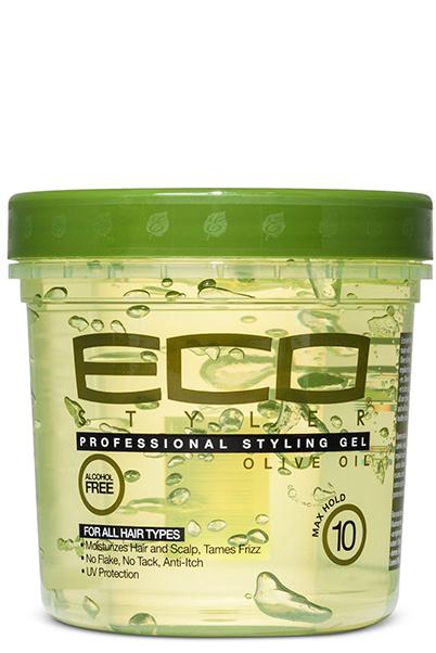 Eco Style Professional Styling Gel Olive – 16 fl oz