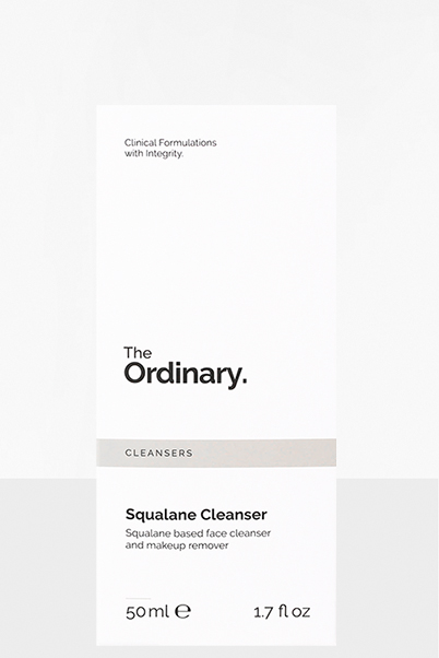 The Ordinary Limpiador Squalane Cleanser 0