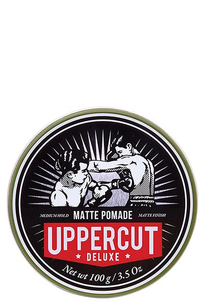Uppercut Deluxe Matt Pomade, retención media, 100 g