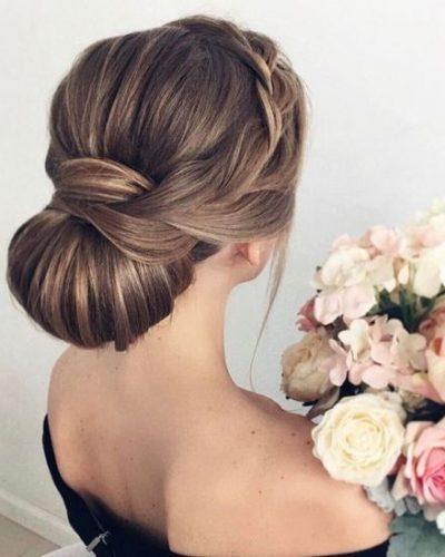 7 Peinados Elegantes Para Novias Lirish Salon